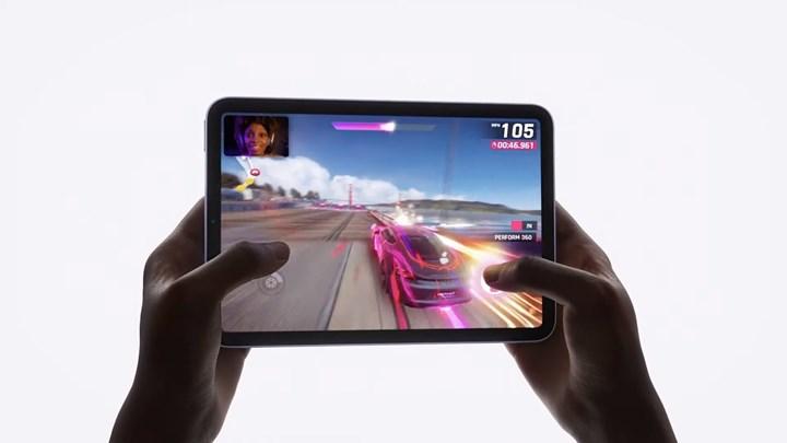 iPad mini 6 tanıtıldı