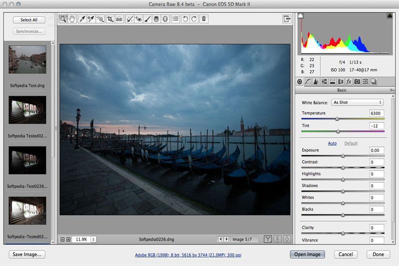 Camera raw download mac cs5