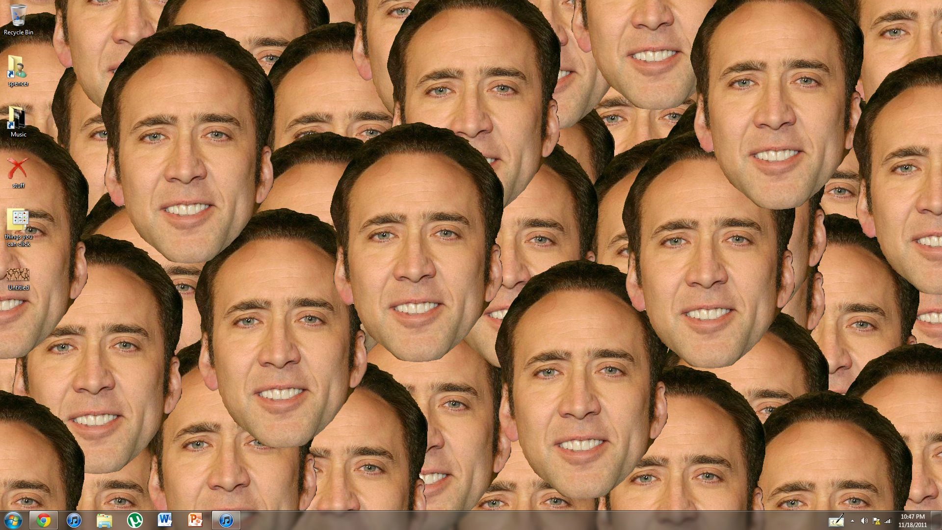 Viewing Gallery For - Nicolas Cage Wallpaper Funny