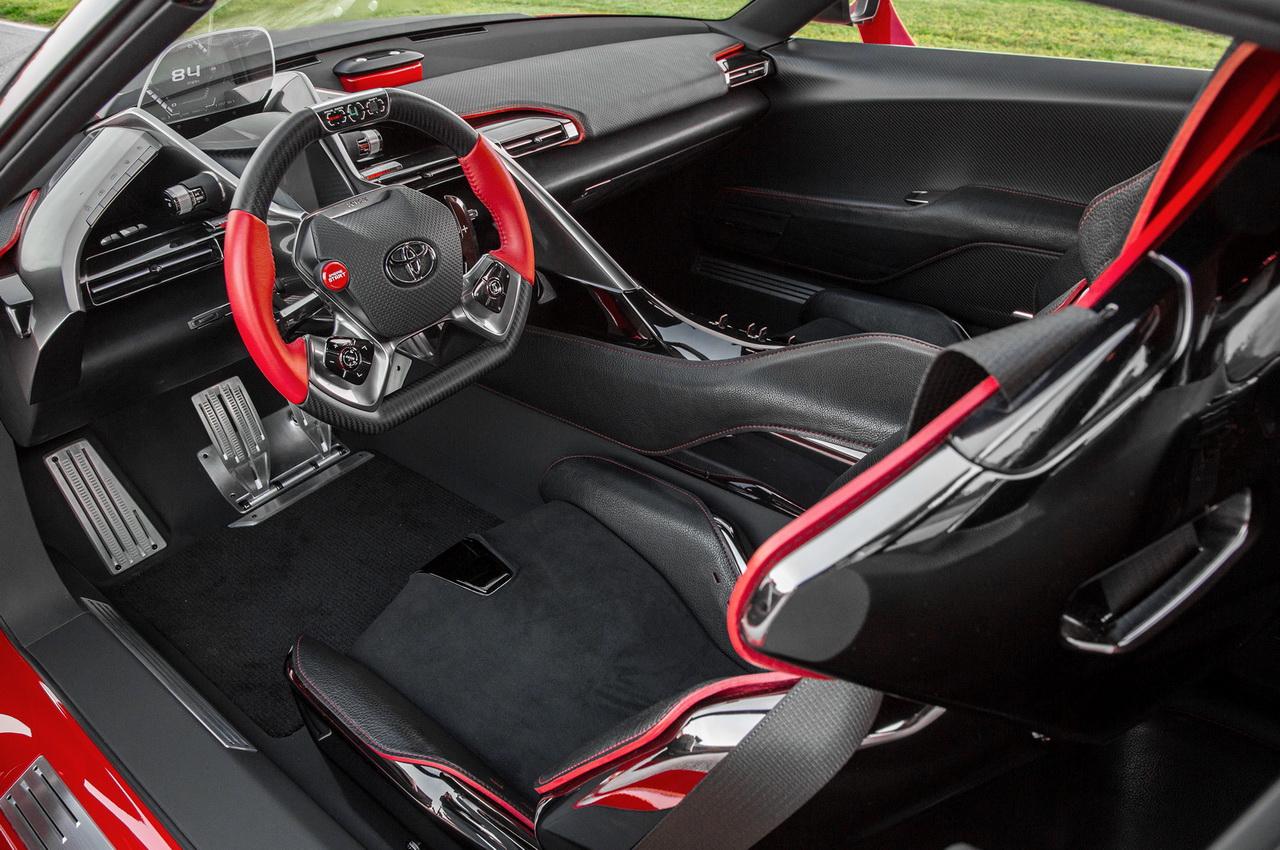 2016 Toyota Supra >> 2016 Toyota Supra Hybrid Teknoloji Goruntulendi Sayfa 1 1