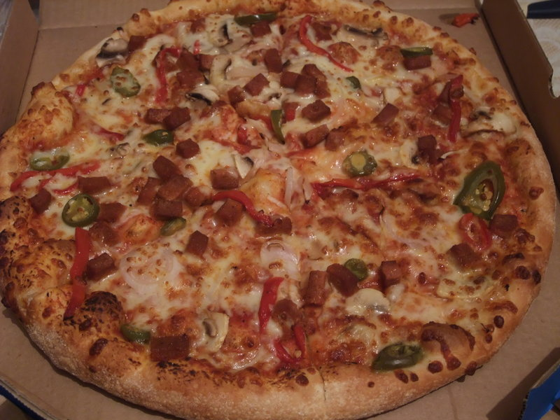 resimli tarif: dominos küçük boy pizza kaç dilim [3]