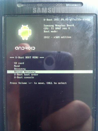 samsung 360 h1 android rom