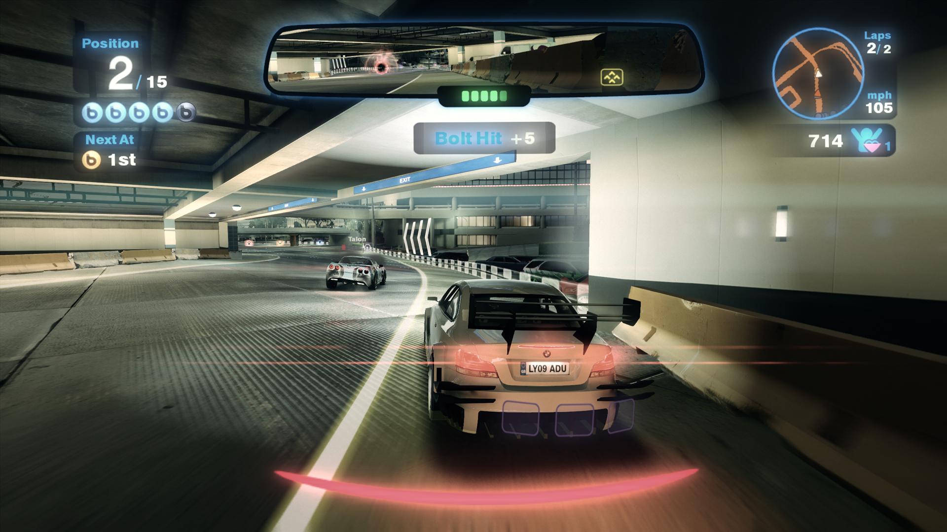 Bilgisayar oyunları yarış arabası