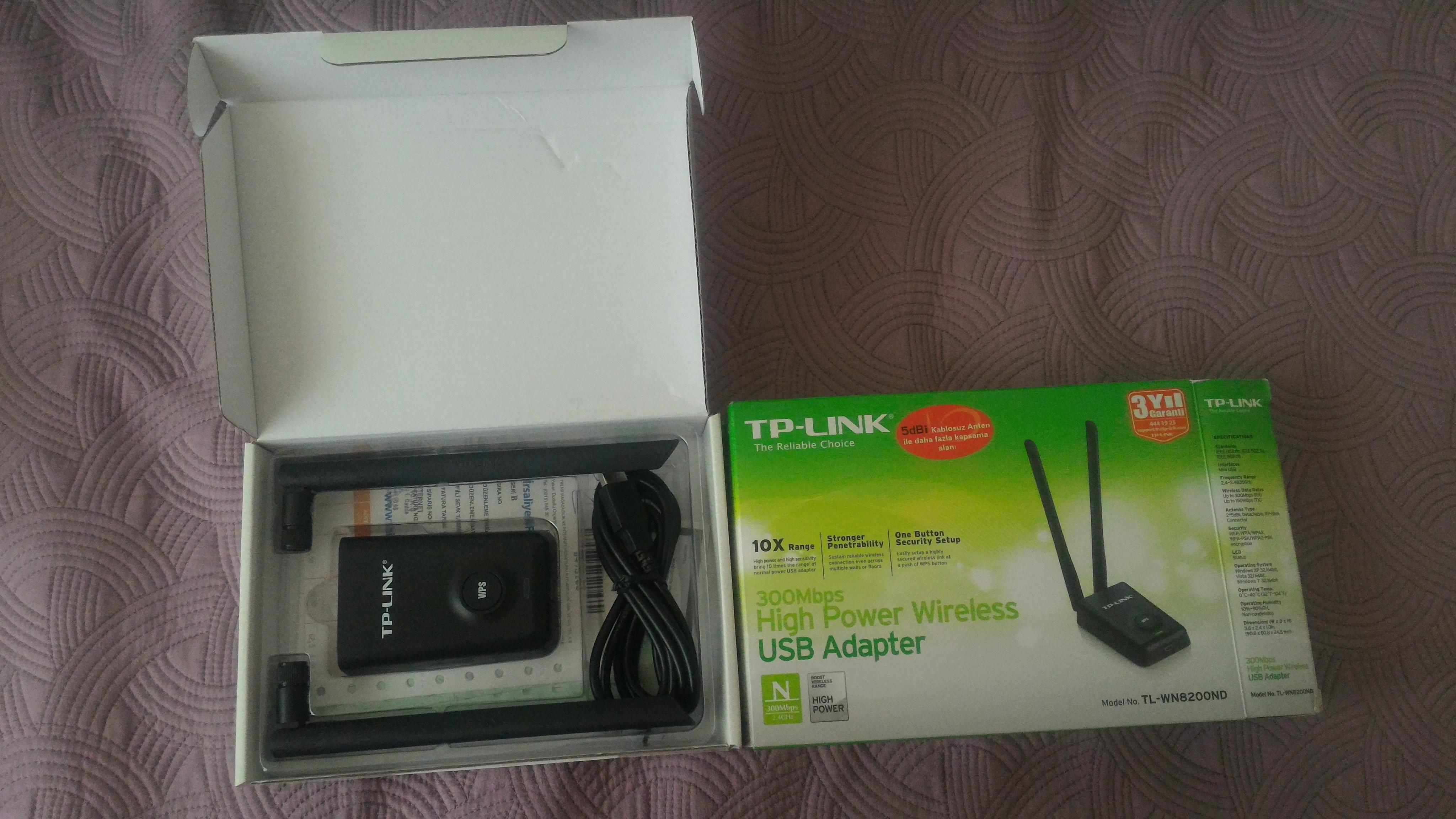 S Tp Link Tl Wa801nd Kablosuz Access Point Wn8200nd 300mbps High Power Usb Adapter Wifi Adaptr 4x 8dbi Anten Sayfa 1