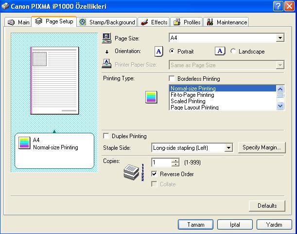 Как сделать чтобы принтер печатает жирнее