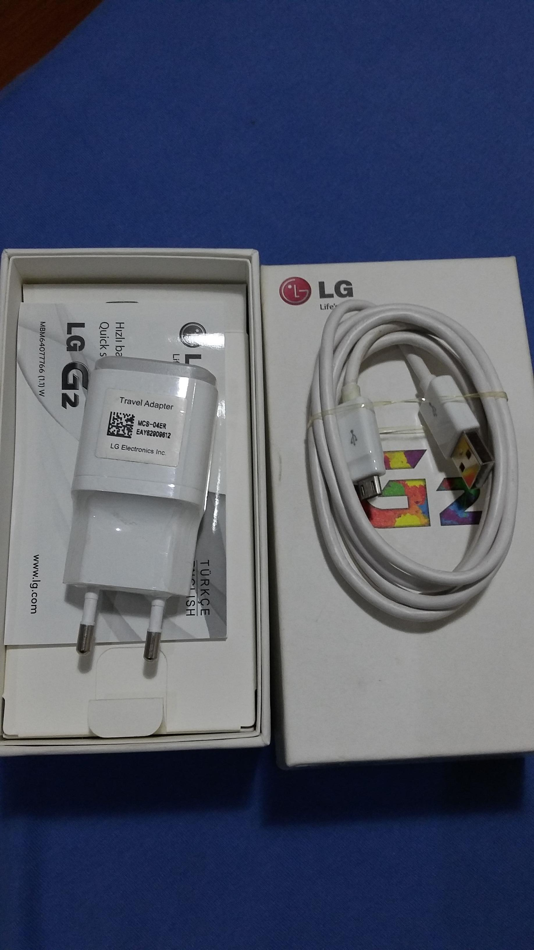 Lg 350q1k A5 Neon R Fblack: LG G2 D802 SARJ ALETI DATA KABLOSU VE KUTUSU