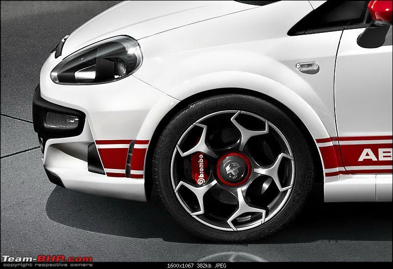 Fiat Punto Evo Abarth 2011 Sayfa 1 2