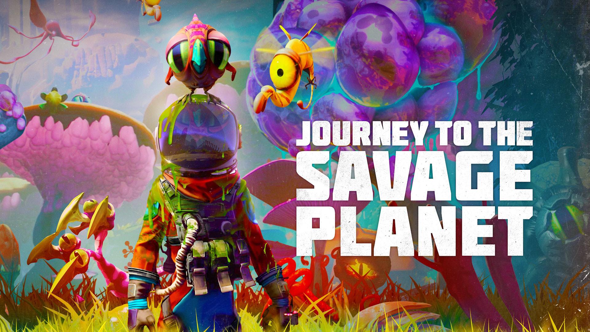 Journey to the Savage Planet Türkçe Yama(Ana Oyun+Hot Garbage DLC)