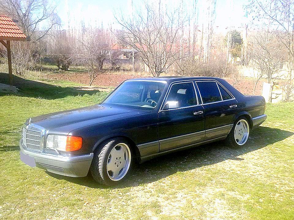 Mercedes 300 Se 1986 91 Arasi Olanlar