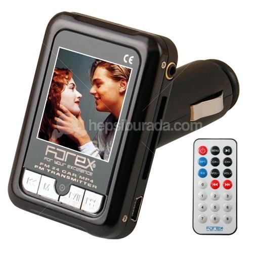 Forex fm-8100 fm transmitter fiyat