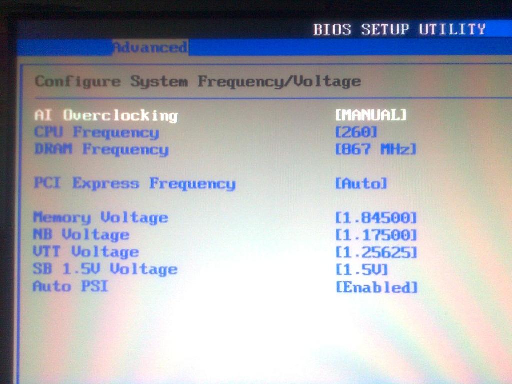 ASUS P5G41C-M LX- E2140 OVERCLOCK » Sayfa 1 - 1