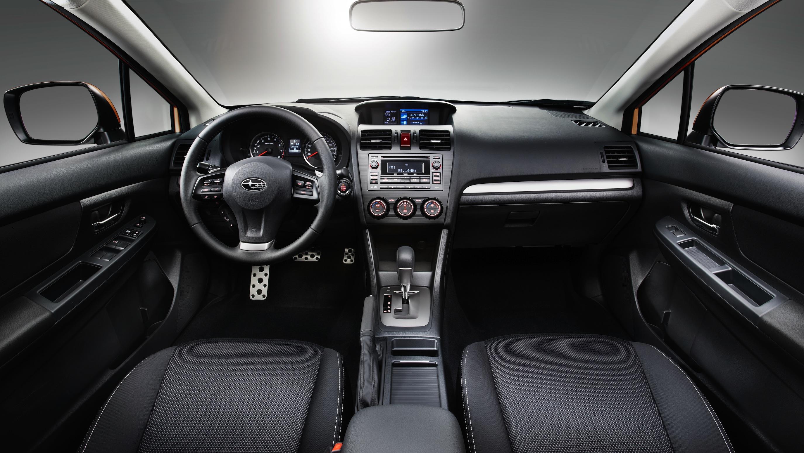 Subaru xv kullananlar kul b for 2018 crosstrek interior colors