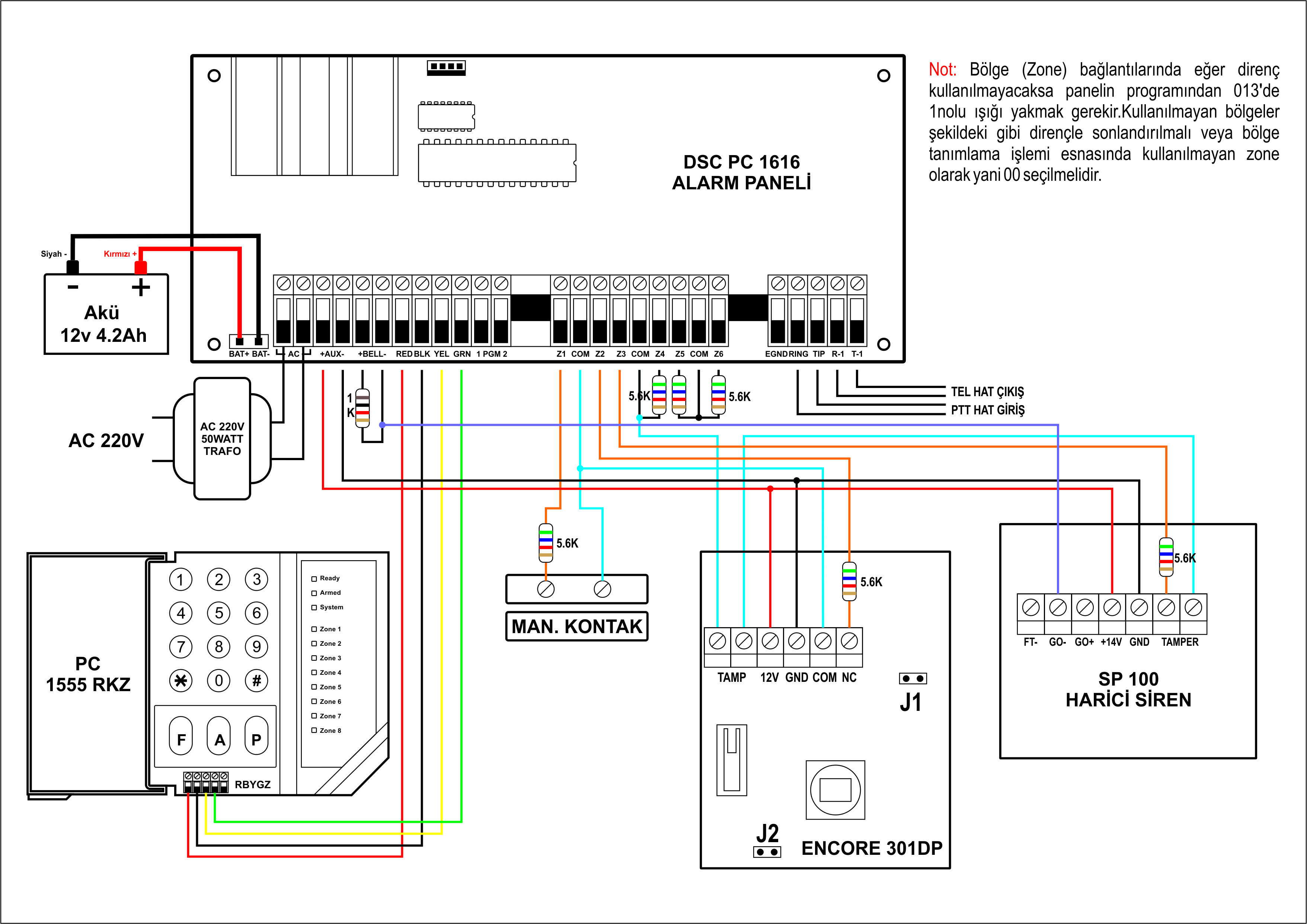Dsc Pc1832 Wiring Diagram Improve Pc1864 Stunning Pc1616 Contemporary Best Image