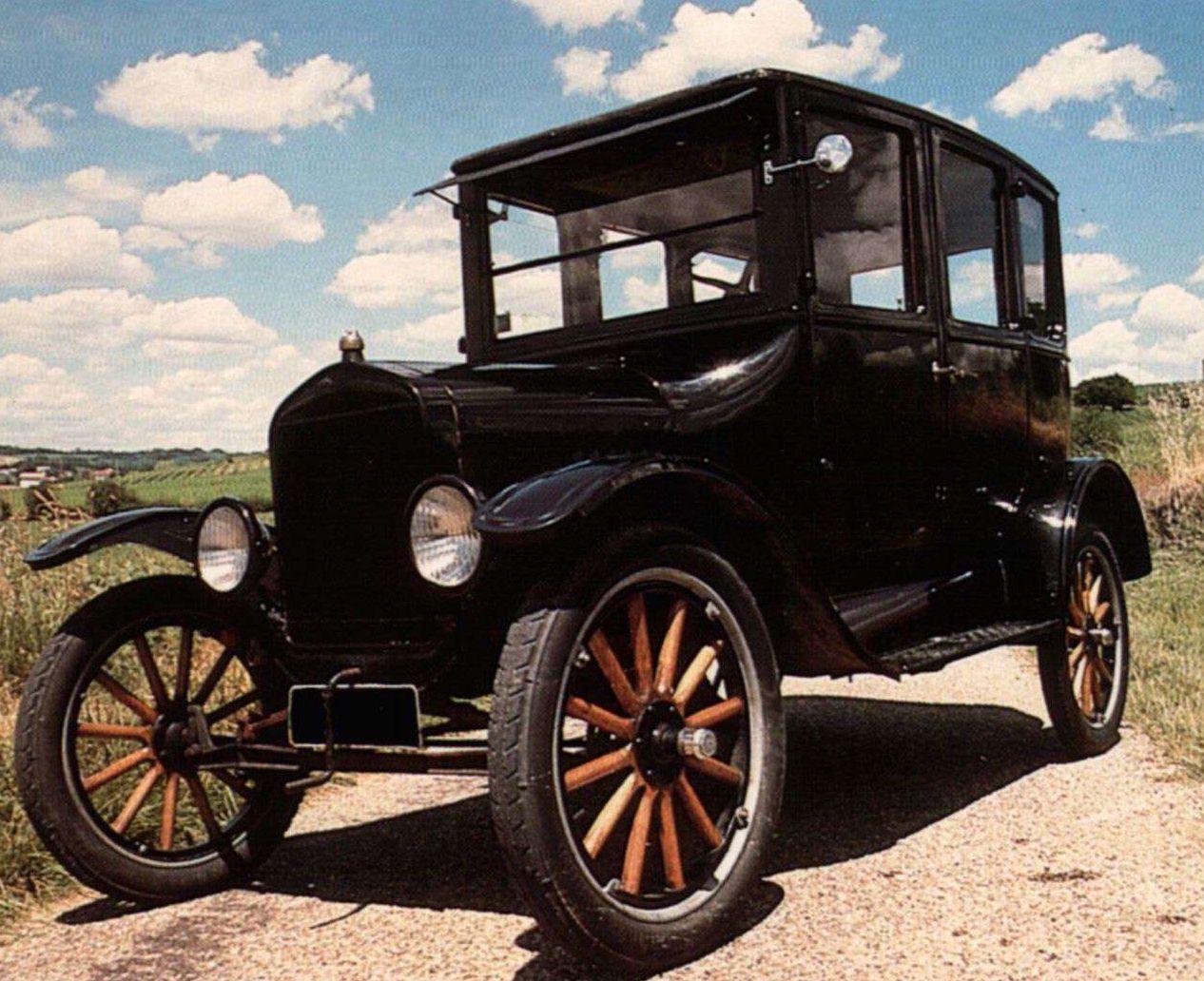 Форд, Генри — Википедия
