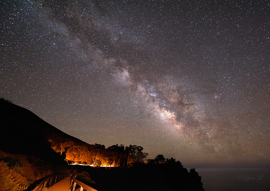 Can The Milky Way Galaxy Be Seen By The Naked Eye In A Clear Sky