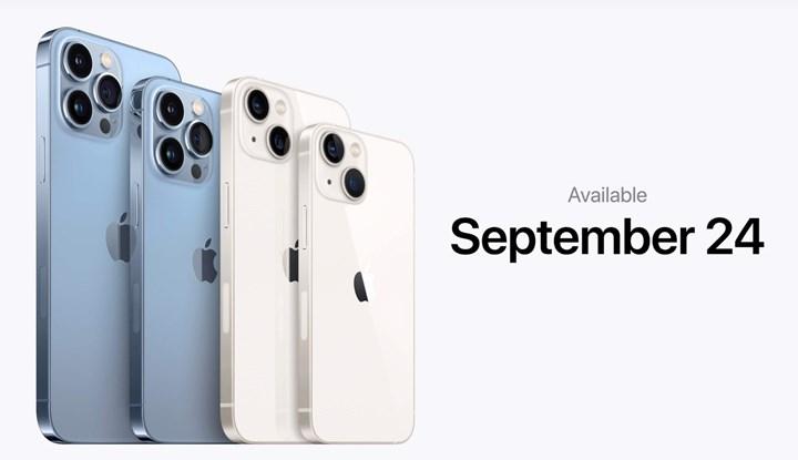 iPhone 13 Pro Max çıkış tarihi