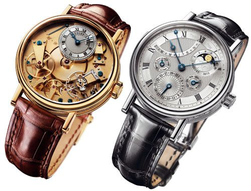 Престижные марки наручных часов
