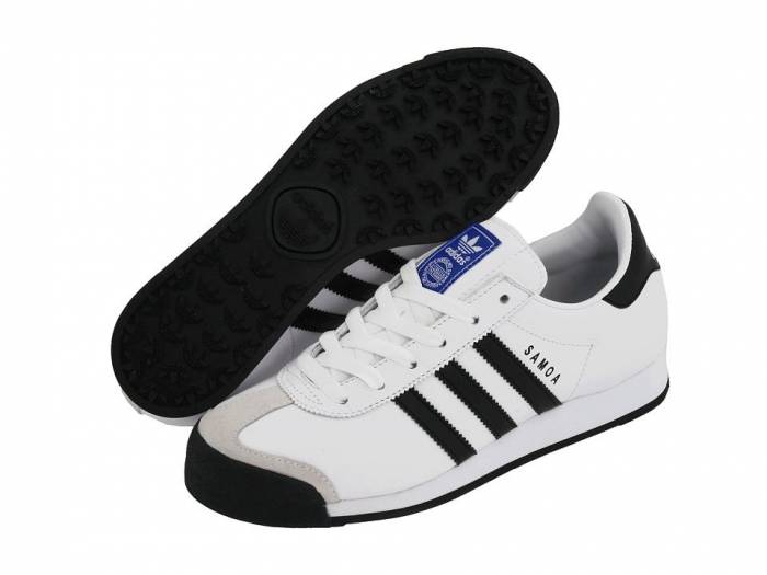 ... el ürünler » Satılık / Takaslık | Adidas Samoa Beyaz 44 Numara