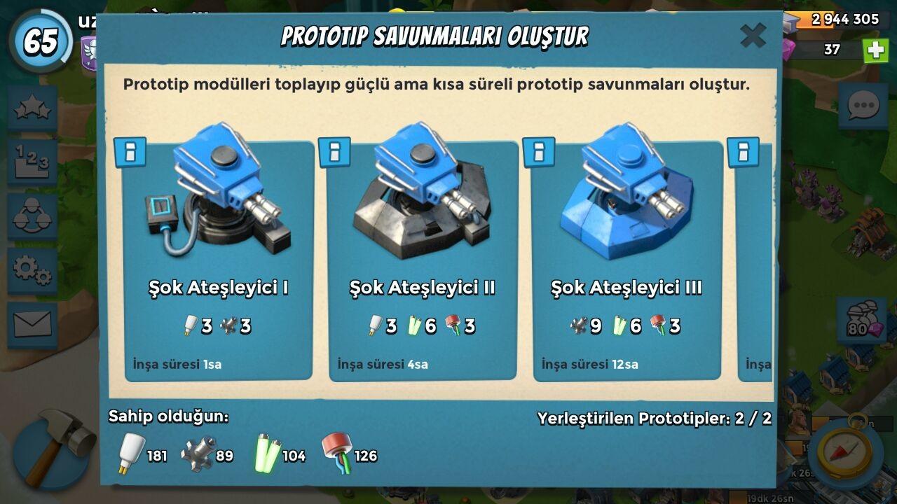 65 lvl 5 hesap satılık