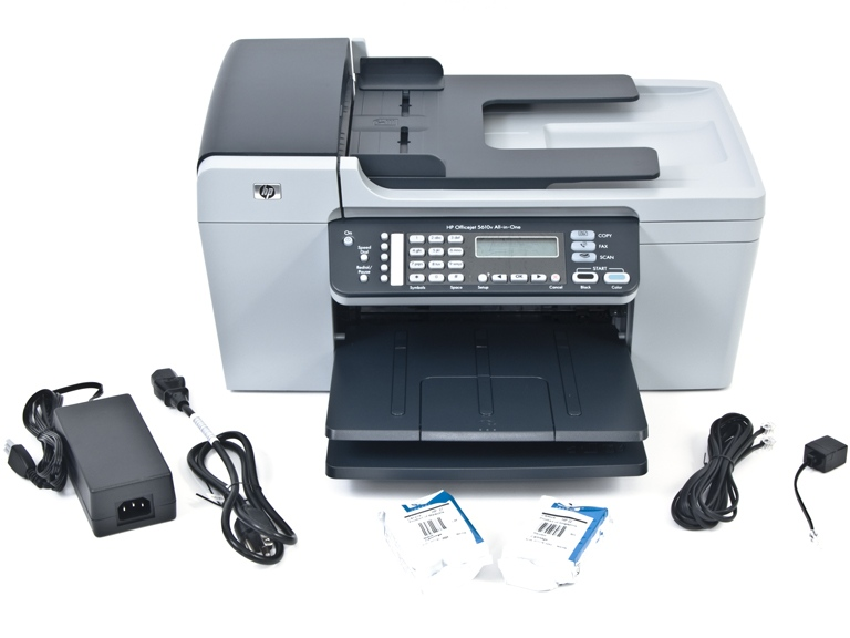how to set up fax on hp officejet 6500a plus