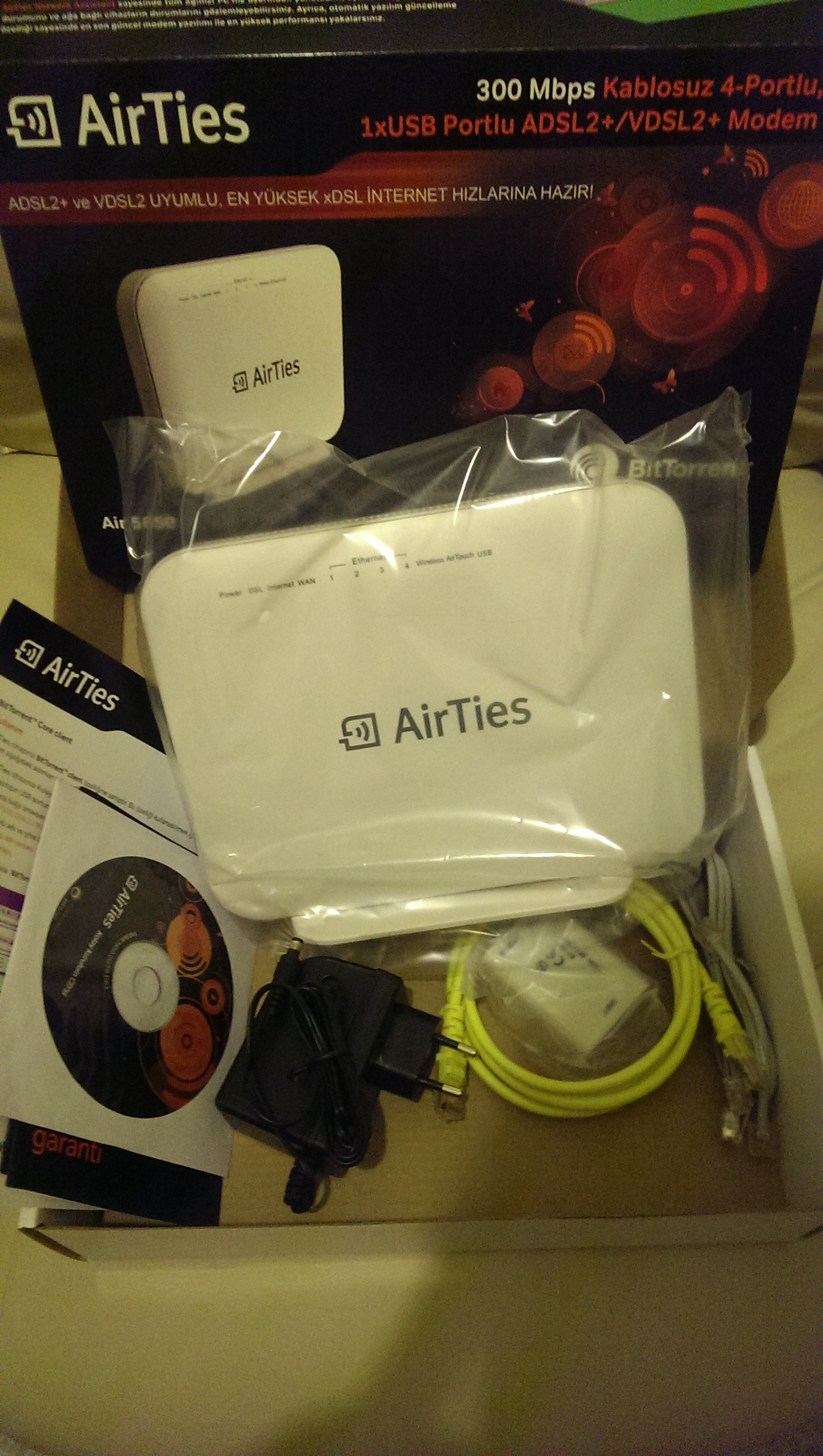 Airties 2410