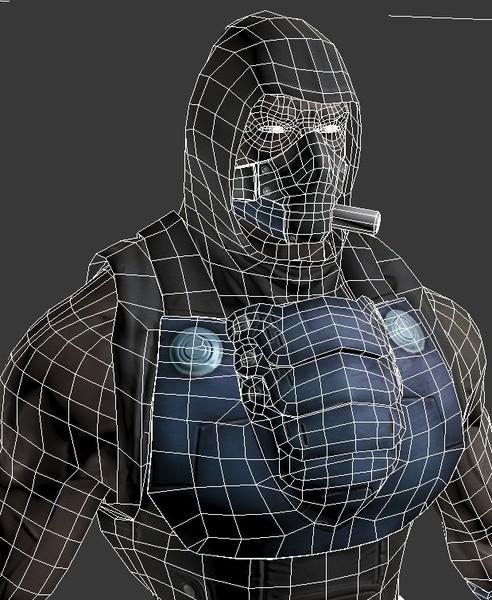 Muhtemel Zed Kostümü (Cyber Ninja) » Sayfa 1 - 3  Muhtemel Zed Ko...