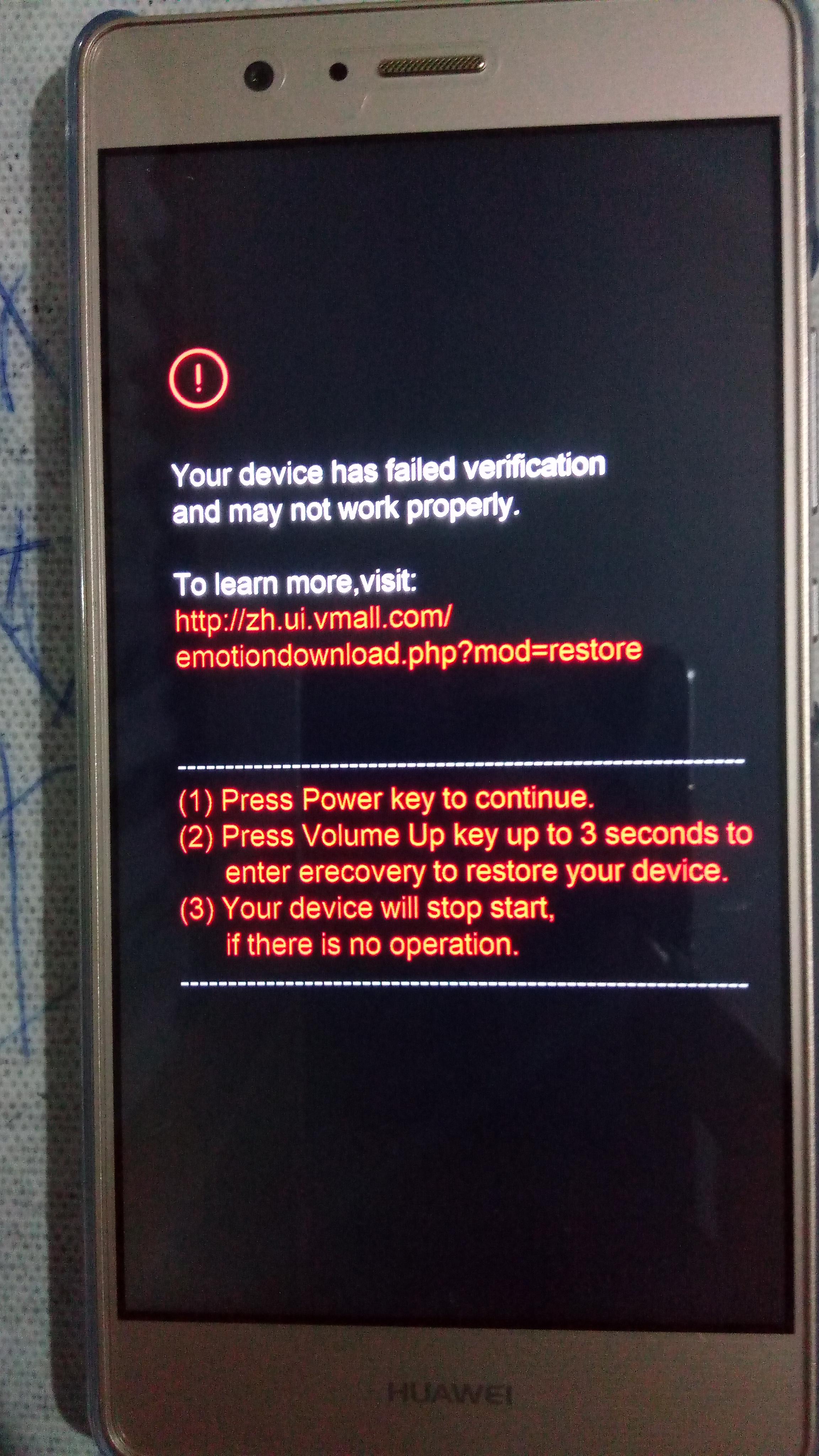 Huawei p9 lite güncelleme sonrası yaşanan sorunlar » Sayfa 1 - 1