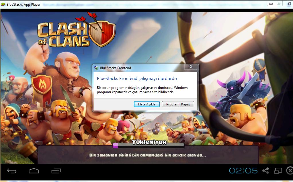 Clash Of Clans Oyununu Bilgisayarda Oynama Yöntemi [Resimli Anlatım]