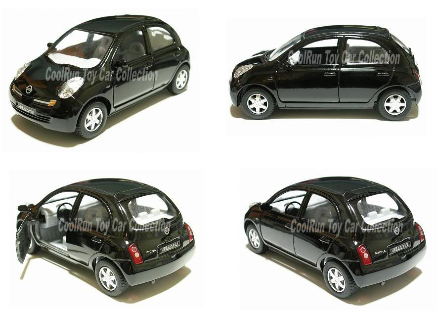 nissan micra 2002 2010 model diecast. Black Bedroom Furniture Sets. Home Design Ideas
