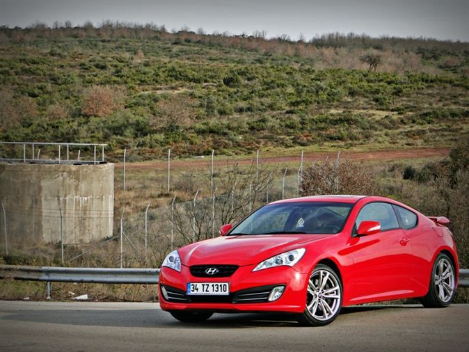 Arabamcom Hyundai Genesis Coupe Testi Sayfa 1 4