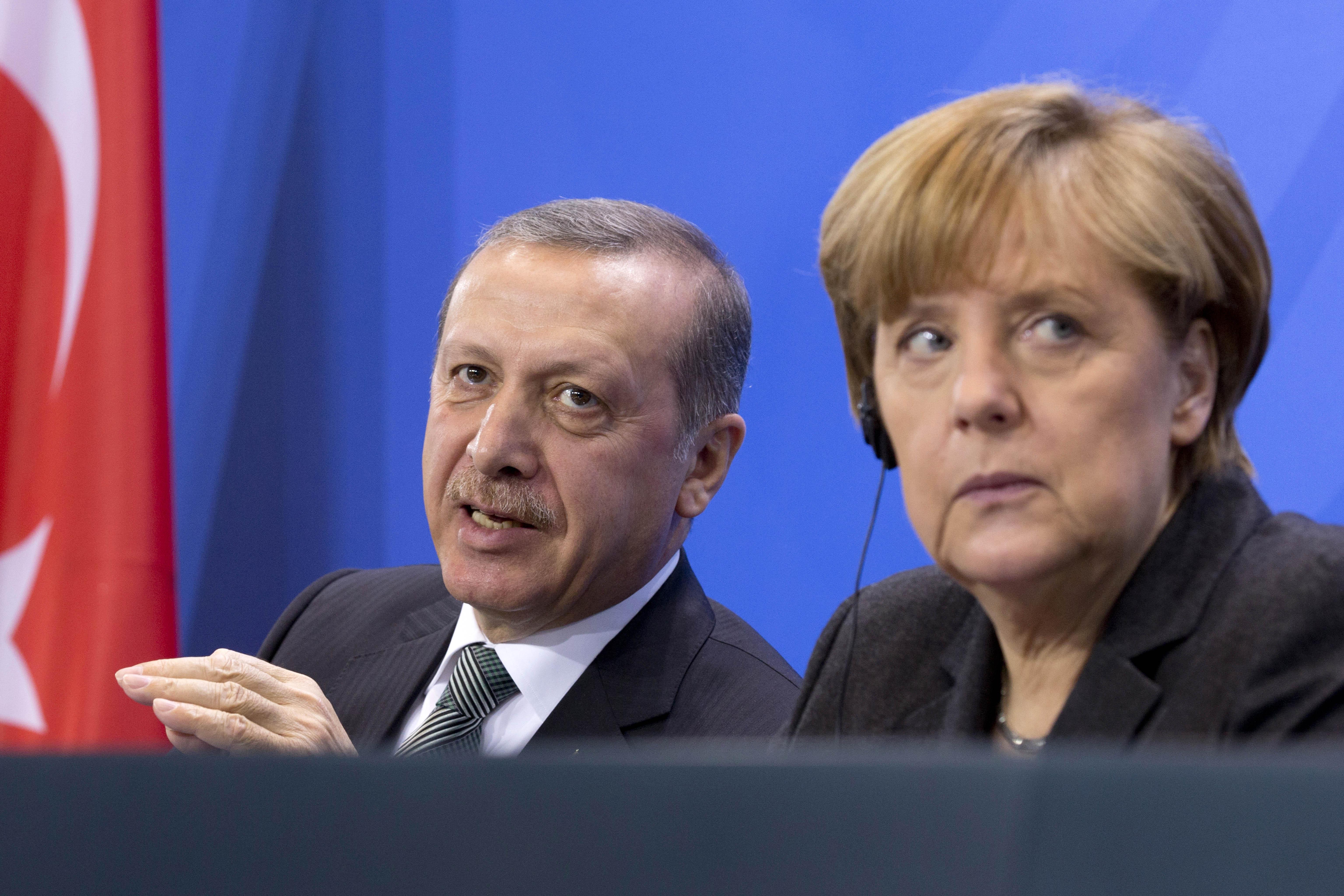 Германия объявила о пересмотре отношений с Турцией