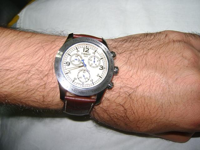 Tissot Mens Watch T36131672 Review