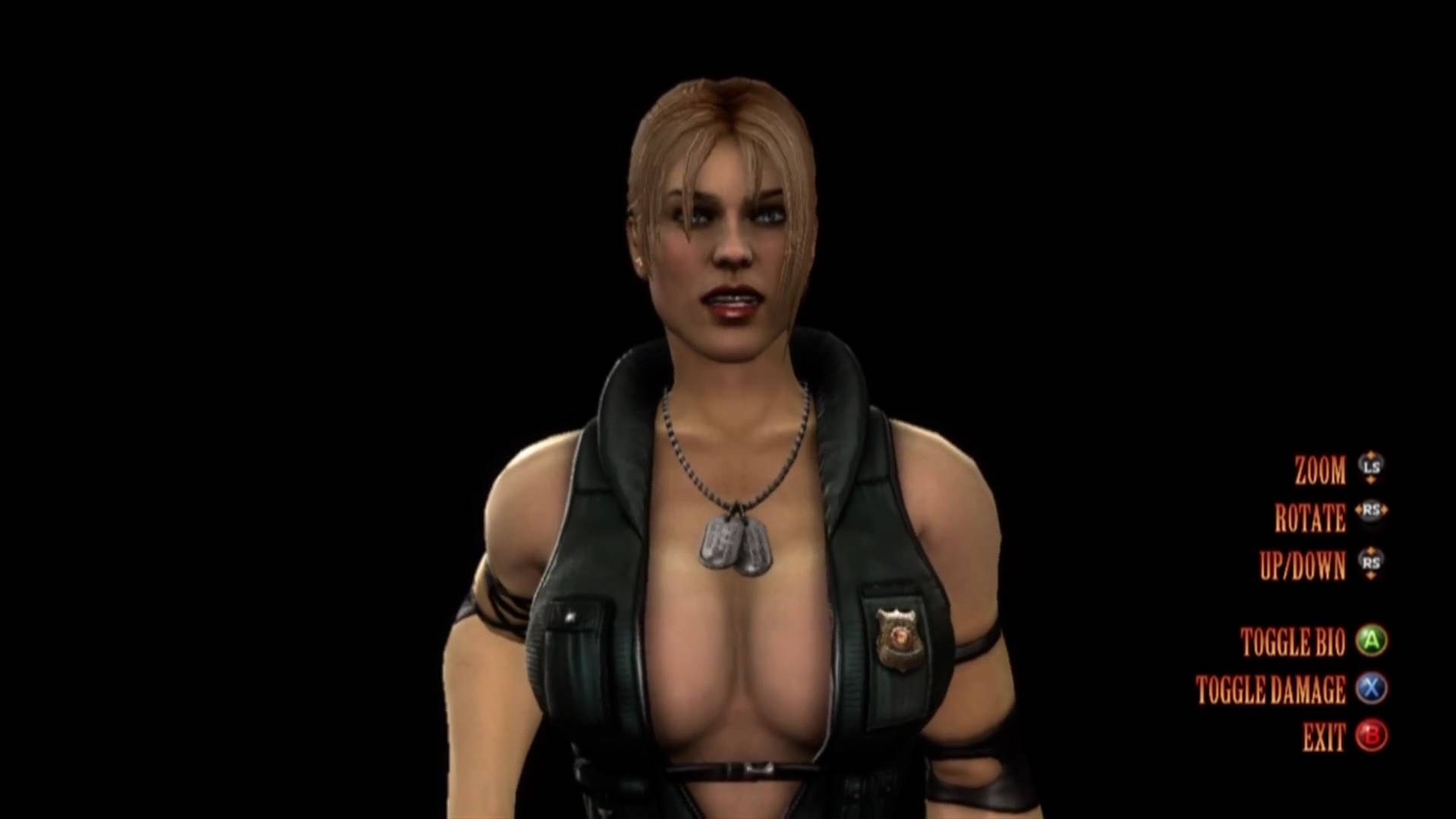Mortal kombat 9 girls sexuality softcore comic