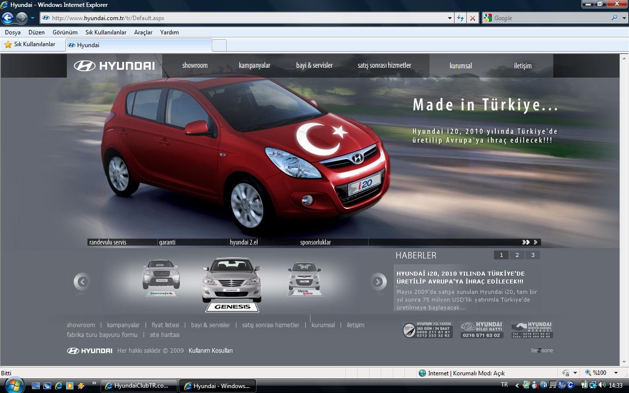 Cevap Hyundai I20 Ana Konu