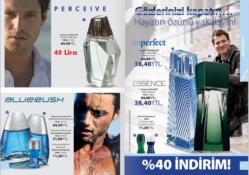Avon ürünleri Yeni Katalog Sayfa 2 2