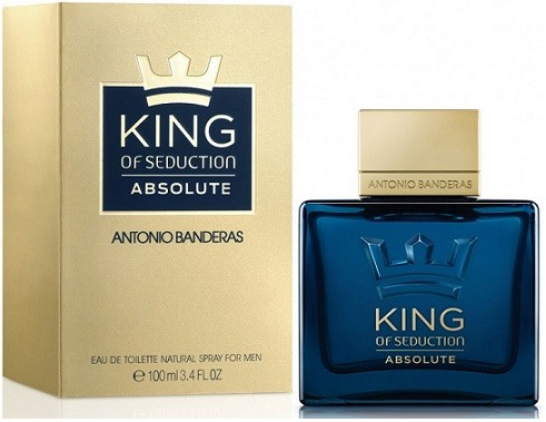 Antonio Banderas King Of Seduction Absolute Süper Kalıcı Fp ürünü
