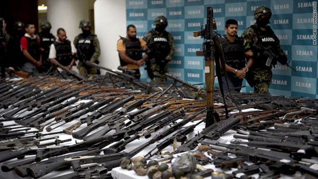 mexican drug cartel analysis