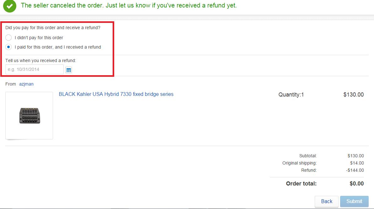 Satın alma işlemlerimi eBayde nasıl yaparım