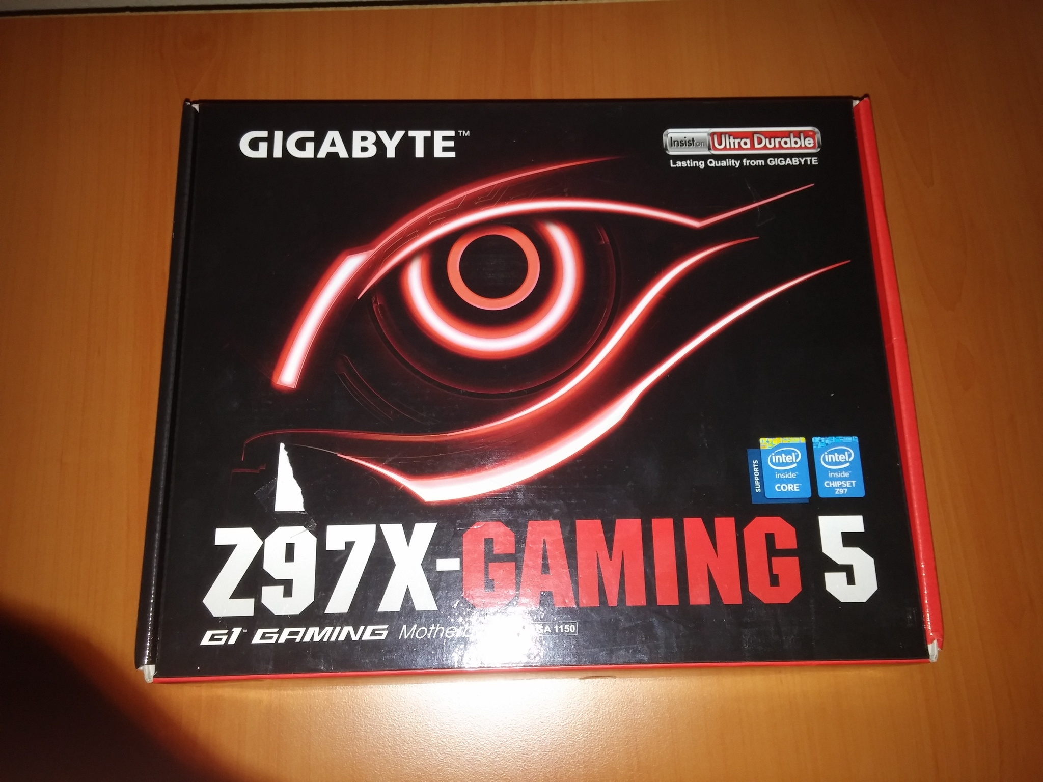 gigabyte z97x gaming 5 manual