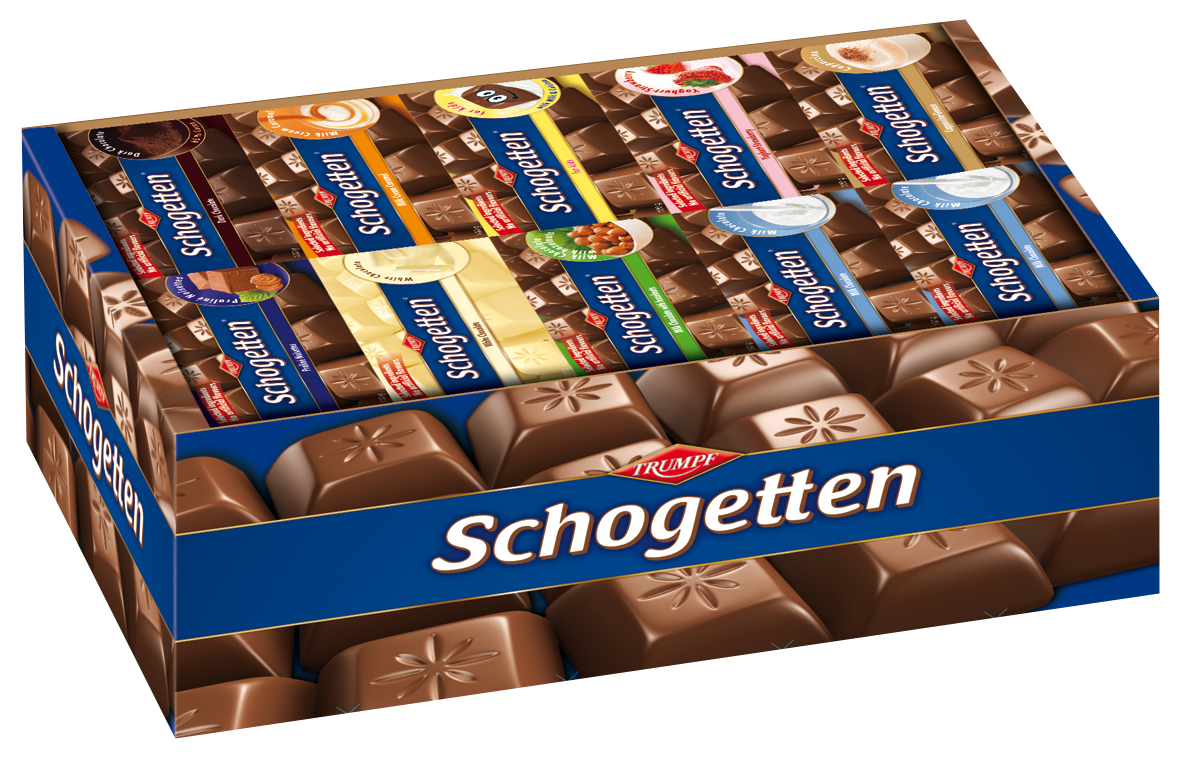Alman Çikolatası