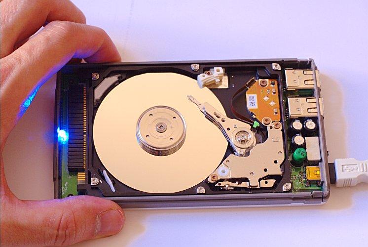 Hard-Disk-Optik-Okuyucu-Devre-Kartı
