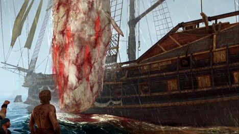 how to kill a whale in black flag