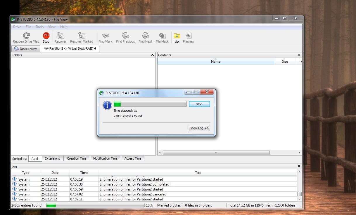 RAID Disk veri kurtarma (RESİMLİ ANLATIM) 5