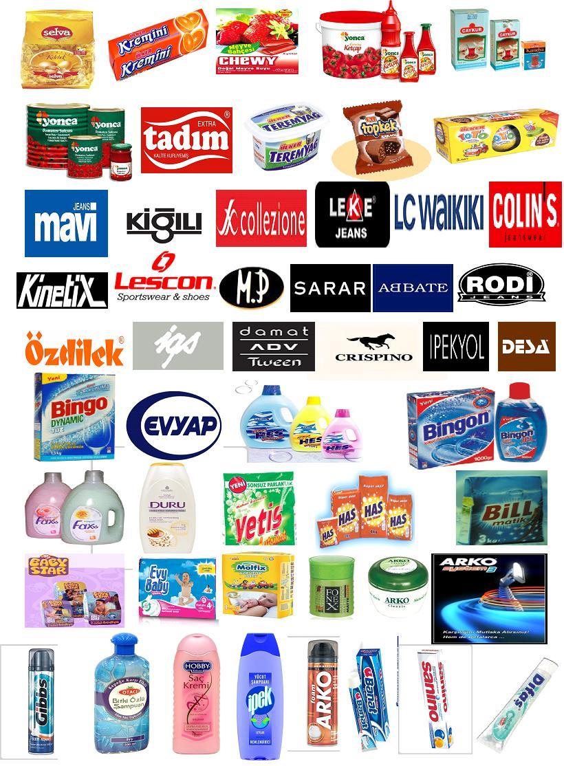 Türk Malları Ve Markaları Listesi Sayfa 1 15
