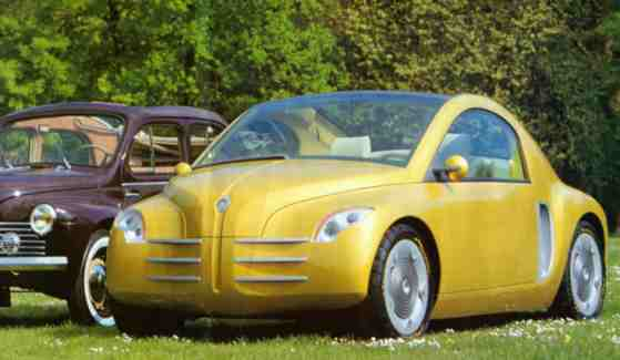 Renaultun Dnden Bugne Konsept Otomobilleri Sayfa 1 4