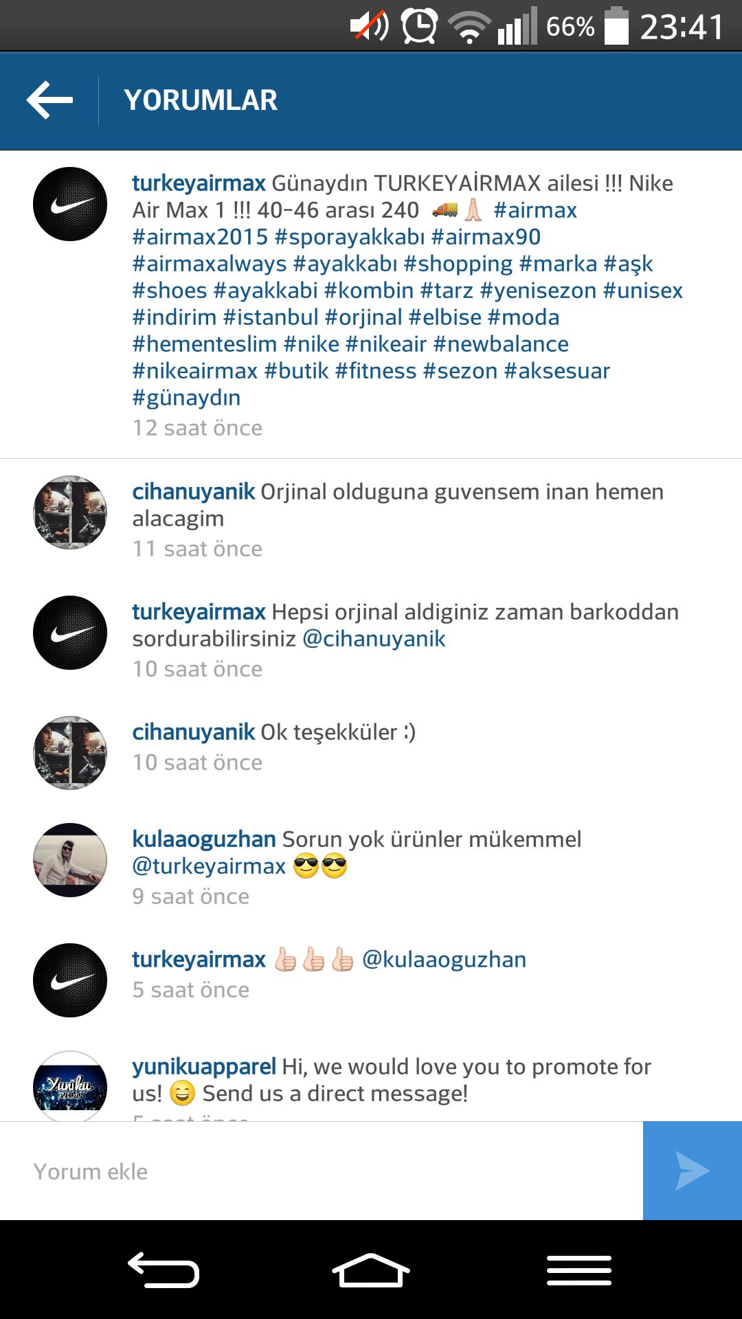Instagram Airmax Hk Sayfa 1 2