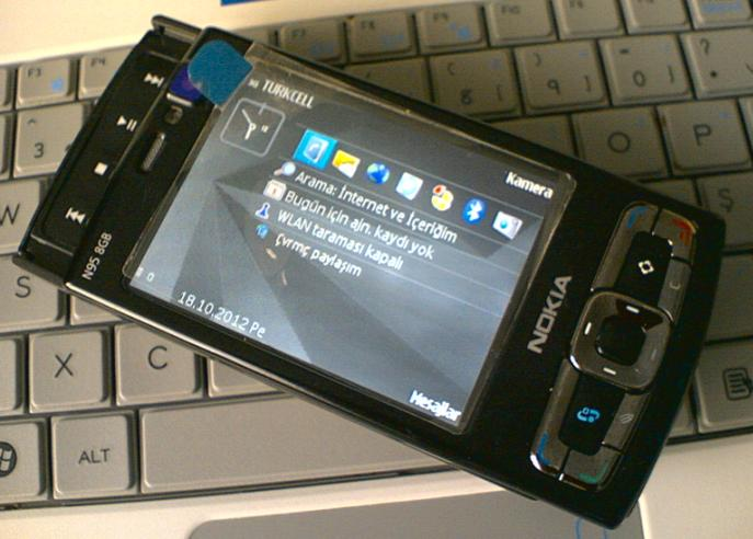 Sex themes nokia n95