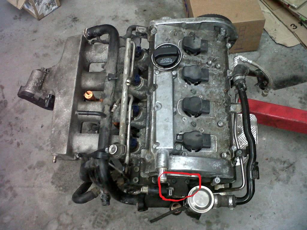 Пассат б5 двигатель awm