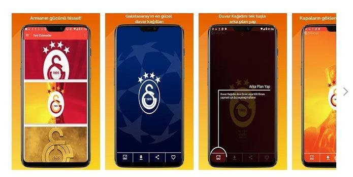Galatasaray Duvar Kağıtları Uygulamam Google Play De Sayfa 1 1