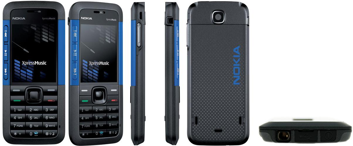 Ringtones for Nokia 5310 XpressMusic - free download